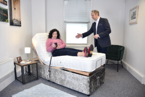 dr rob hicks, mobility furniture company, mobility furniture, rise and recline chairs, adjustable beds, arthritis sleep, arthritis pain, arthritis digest