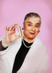 miriam margolyes, celebrities with arthritis, iona walton, celebrity knee replacement