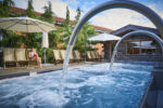 waterfront hotel, hotel with hydrotherapy, hydrotherapy holiday, hydrotherapy arthritis
